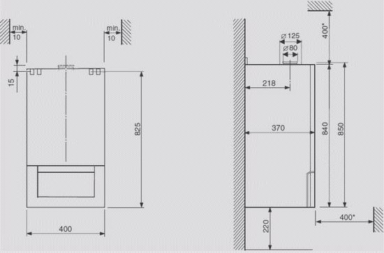 Оформление газовой колонки в квартире