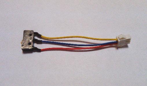 Микровыключатель газовой колонки Вектор