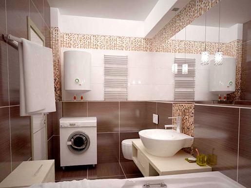 проект оборудования ванной комнаты