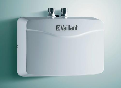 Проточный водонагреватель Vaillant