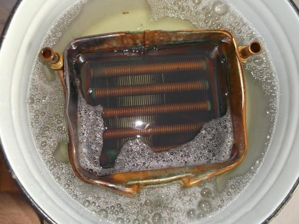 Газовая колонка как промыть теплообменник Кожухотрубный конденсатор WTK CF 960 Уссурийск