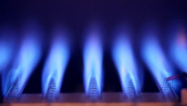 Потребление газа котлом отопления