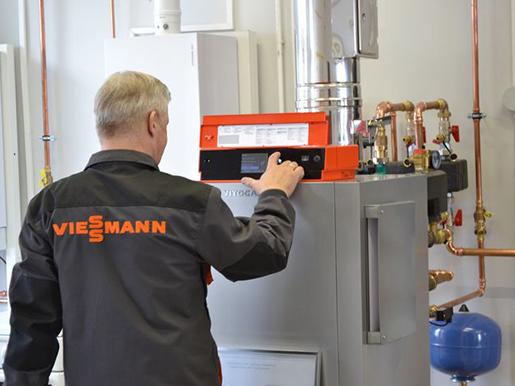 Коды ошибок газового котла Viessmann как определить неисправность и правильно провести ремонт