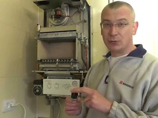 Почему шумит электрический котел отопления