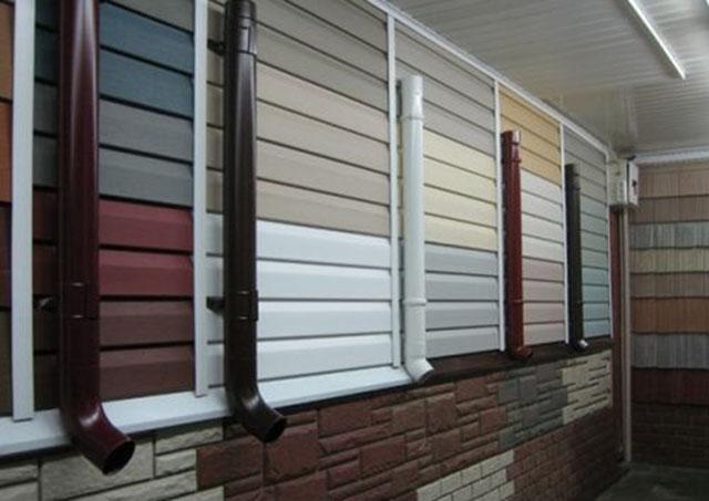 Как обшить дом снаружи сайдингом (металлосайдингом) - утепле.