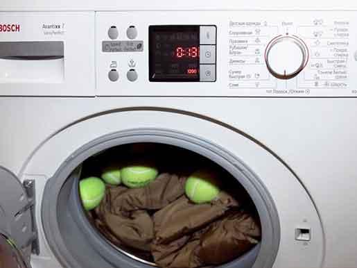Куртка стиральная машина