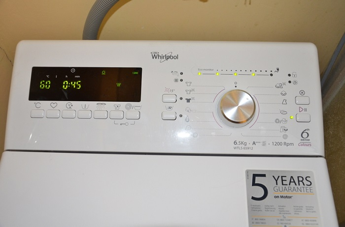 Стиральная машинка Whirlpool WTLS65912
