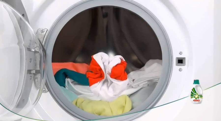 как использовать жидкий порошок в стиральной машине